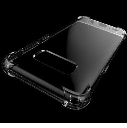 ETUI Ultra Slim Anti-Shock Case do HUAWEI Y6 2019 / HONOR 8A przezroczysty