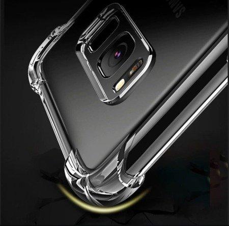ETUI Ultra Slim Anti-Shock Case do SAMSUNG GALAXY A10 A105 przezroczysty
