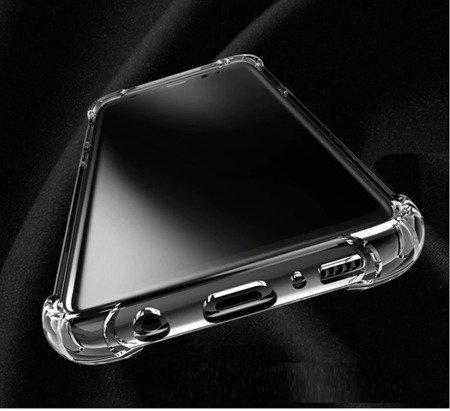 ETUI Ultra Slim Anti-Shock Case do SAMSUNG GALAXY A20e A202 przezroczysty