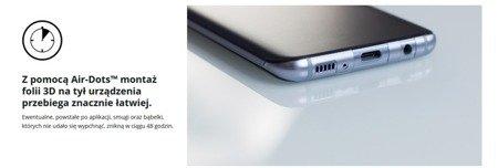 3MK ARC 3D SE High-Grip Folia na przód tył boki do Apple iPhone 6 / 6s