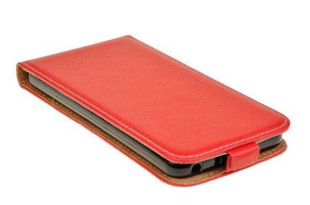 ETUI KABURA FLEXI do LG G6 H870 czerwony