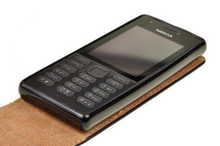 ETUI KABURA FLEXI do Nokia 216 / Nokia 150 czarna