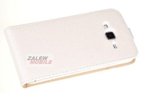 ETUI KABURA FLEXI do Samsung Galaxy J5 J500 biały