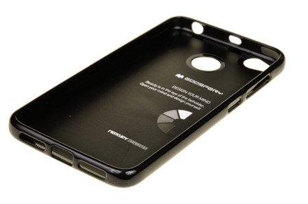 ETUI NAKŁADKA MERCURY GOOSPERY JELLY CASE do Xiaomi Redmi 4X czarny