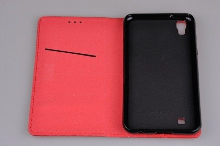 ETUI SMART W2 do LG X POWER  czerwony