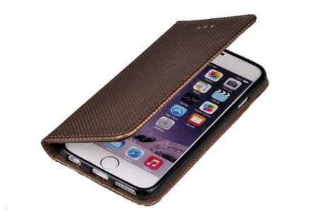 ETUI SMART  do IPHONE 6 6s brązowy