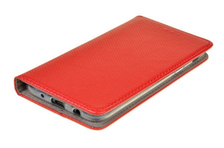 ETUI SMART do SAMSUNG GALAXY J5 2017 J530 czerwony