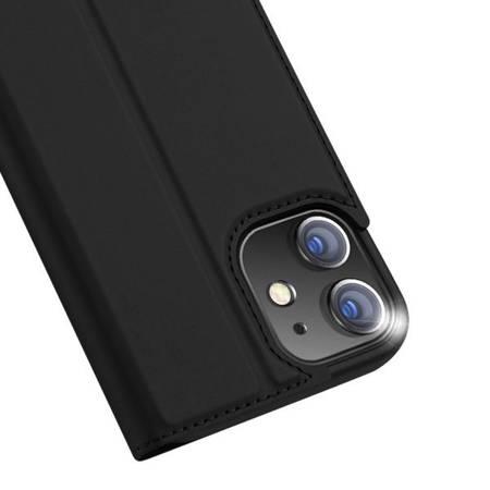Etui Duxducis Skinpro do Apple iPhone 12/12 Pro czarny