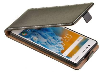 Etui Flexi do Nokia 3 / Nokia 3 Dual Sim czarny