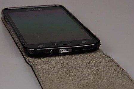 Etui Kabura Flexi do SAMSUNG Galaxy J3 2016 J320 czarny