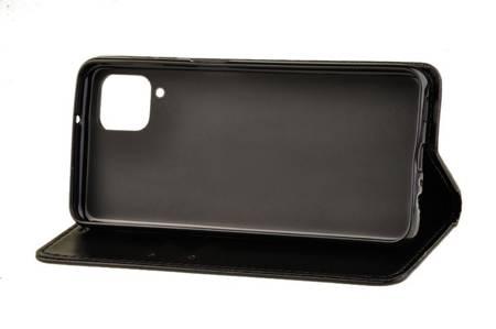 Etui Magnet Book do Samsung Galaxy A12 czarny