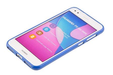 Etui Mercury Goosper Jelly Case do HUAWEI P9 Lite Mini niebieski