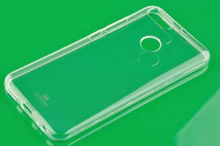 Etui Mercury Goosper Jelly Case do XIAOMI MI A1 / 5X przezroczysty