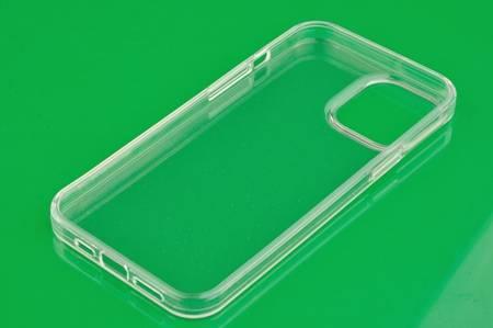 Etui Mercury Goospery Clear Case do Apple iPhone 12 Pro Max przezroczysty