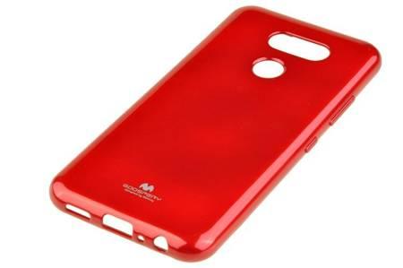 Etui Mercury Goospery Jelly Case do LG K40s czerwony
