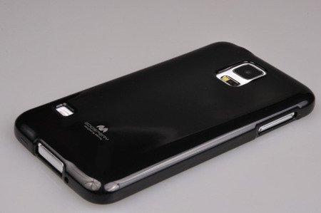 Etui Mercury Goospery Jelly Case do SAMSUNG GALAXY S5 G900 / S5 NEO G903 czarny