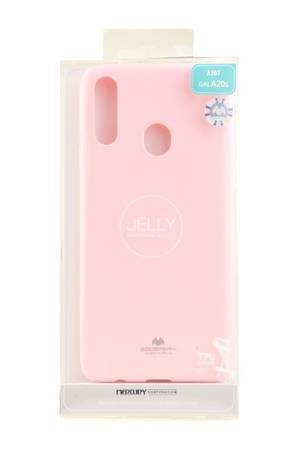 Etui Mercury Goospery Jelly Case do Samsung Galaxy A20s pudrowy róż