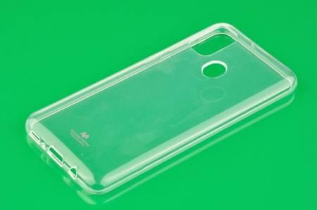 Etui Mercury Goospery Jelly Case do Samsung Galaxy M21 / M30s przezroczysty