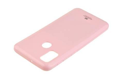 Etui Mercury Goospery Jelly Case do Samsung Galaxy M21 / M30s pudrowy róż