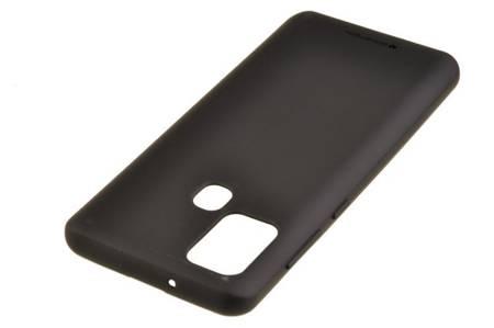 Etui Mercury Goospery Soft Feeling do Samsung Galaxy A21s czarny
