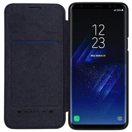 Etui Nillkin Qin leather case do SAMSUNG GALAXY S9+ / S9 Plus G965 czarny