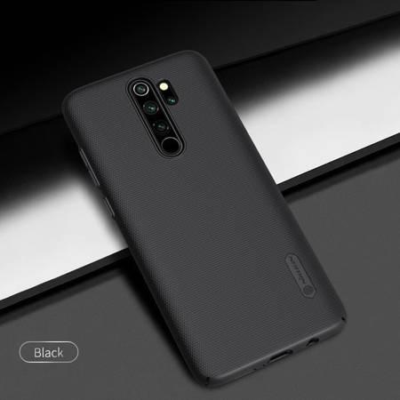 Etui Nillkin Super Frosted Shield do Xiaomi Redmi Note 8 Pro czarny