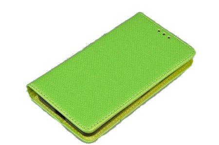 Etui Smart W1 do MICROSOFT Lumia 550 zielony
