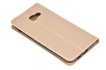 Etui Smart W2 do SAMSUNG Galaxy A5 2017 A520 złoty