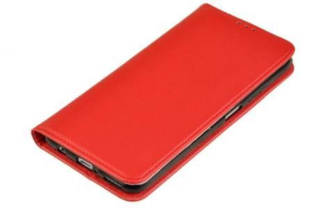 Etui Smart do Huawei P40 Lite czerwony