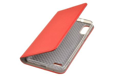 Etui Smart do LG K22 czerwony