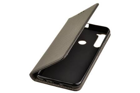 Etui Smart do Motorola One Fusion Plus czarny
