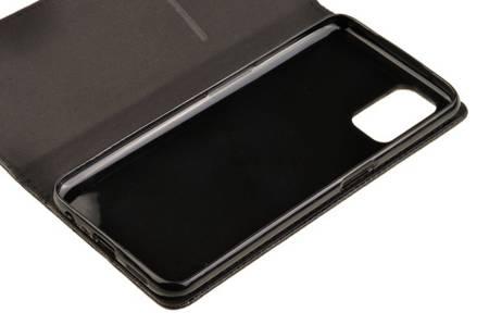 Etui Smart do Oppo A72 czarny