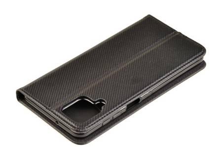 Etui Smart do Samsung Galaxy A12 czarny