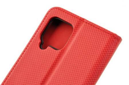 Etui Smart do Samsung Galaxy A42 5G czerwony