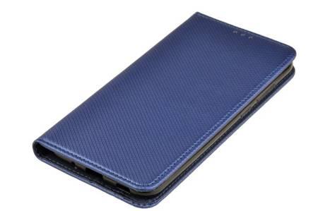 Etui Smart do Samsung Galaxy M11 / A11 niebieski
