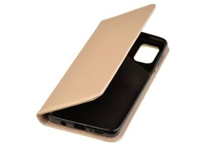 Etui Smart do Samsung Galaxy M51 złoty