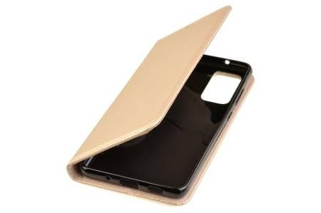 Etui Smart do Samsung Galaxy S20 FE złoty