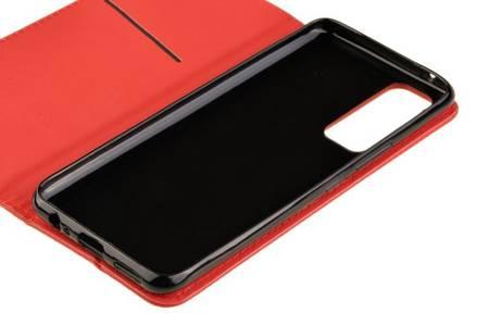 Etui Smart do Vivo Y70 czerwony