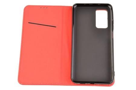 Etui Smart do Xiaomi Mi 10T 5G / 10T Pro 5G czerwony