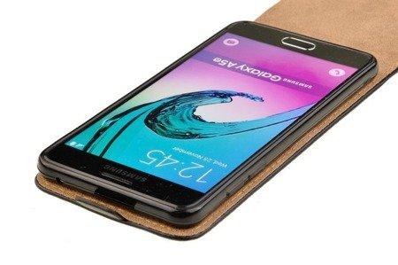 Etui kabura Flexi do Samsung Galaxy A5 2016 czarny