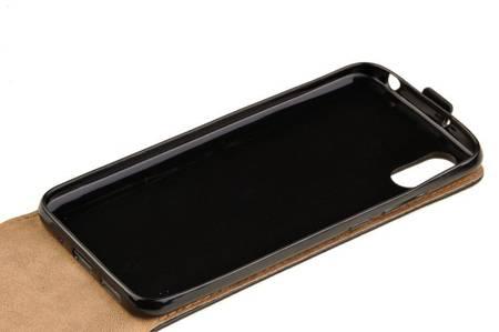 Etui kabura Flexi do Xiaomi Redmi 9A / 9AT czarny