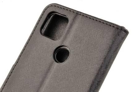 Etui portfel Fancy Case do Xiaomi Redmi 9C czarny