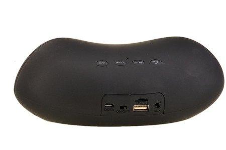 Głośnik Bezprzewodowy Bluetooth Led MP3 USB microSD RADIO