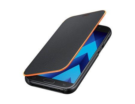 Oryginalne etui Neon Flip do SAMSUNG GALAXY A5 2017 A520 czarny