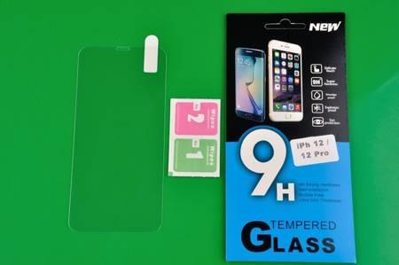 Szkło Hartowane 9H do Apple iPhone 12 / 12 Pro