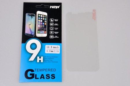 TEMPERED GLASS 9H SZKŁO HARTOWANE 9H 0,33 mm do LG X mach